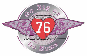Go Big or Go Home Memorial Fund Logo